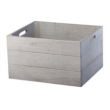 Briscoes - Merion Storage Box Medium Grey