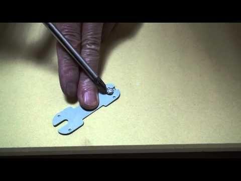 石膏ボードにビスを止める方法