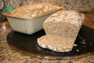 Recipes We Love: Flaxseed Oat Bread