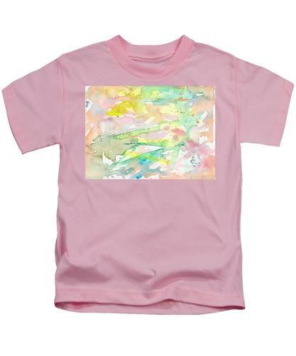 Subtle Turtle - Kids T-Shirt