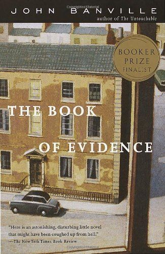 The Book of Evidence – John Banville