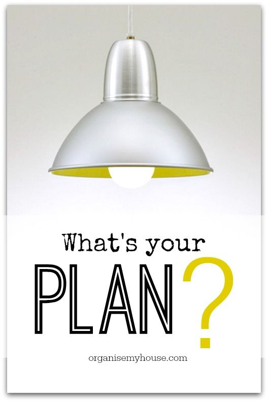 Having a plan is crucial to getting where you need to get in life - whatever your goals are - read more here...