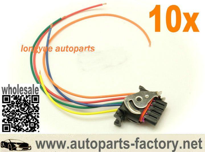 longyue,OE Plugs 5Pin Oval Plug Harness For Bosch Type