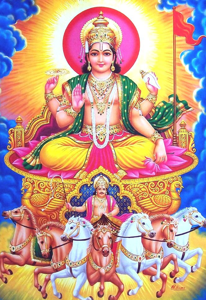 18 best images about Surya / Lord Surya / Sun God / Lord Savitur ...