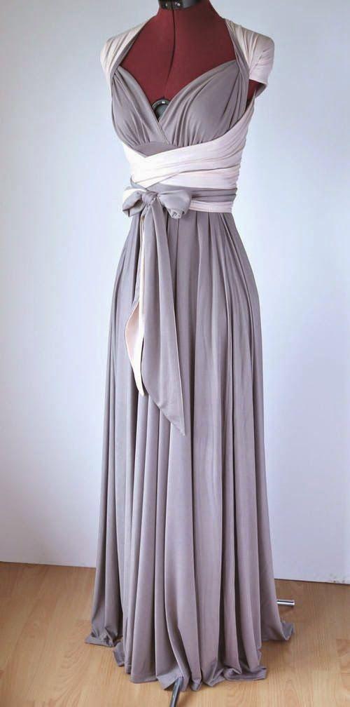 yo elijo coser: Patrón gratis: vestido de fiesta convertible