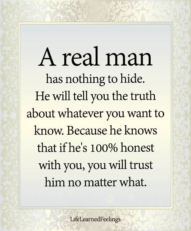 And That Is Why I Dont Trust No One Not Just Men Quotes