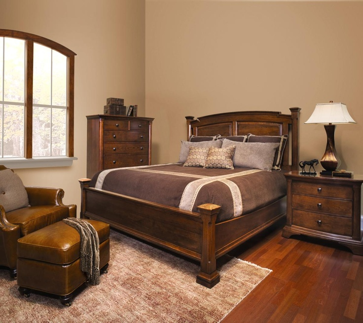 Richfield Bed By Stickley