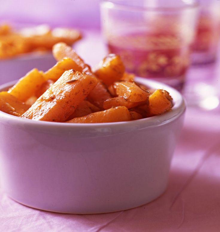 Salade de carottes au cumin - Ôdélices : Recettes de cuisine faciles et originales !