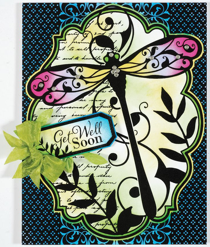 Card Making Tips Ideas Part - 49: Webisode Featuring Hot Off The Press Paper Artist COLOR ME™ Resist  Scrapbooking Papers U0026 Card · Card Making TipsCraft ...