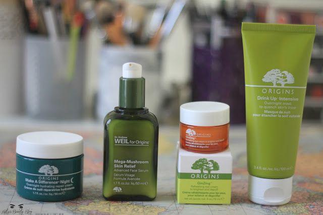 REVIEW: Origins Skincare