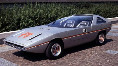 Alfa Romeo Caimano Concept by drive.gr