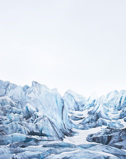 Caleb Cain Marcus | Nigardsbreen, Norway, Plate I, Available for Sale | Artsy #ice #nature #norway #photography