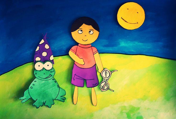 Dans ce livre de conte pour les bambins, vous découvrirez pourquoi Pierre le Grenouille décide de porter son chapeau violet de fête pourpre avec un grand sourire dans le pays Lollie. $3.41