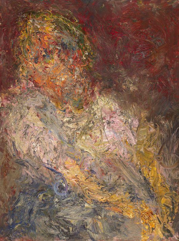 Sergey Fedotov: Selfportrait