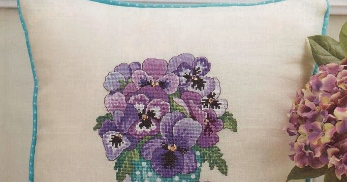 "Source: magazine ""Cross Stitch Collection"" source"