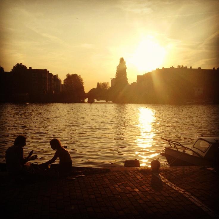 Amsterdam Oost #hesp