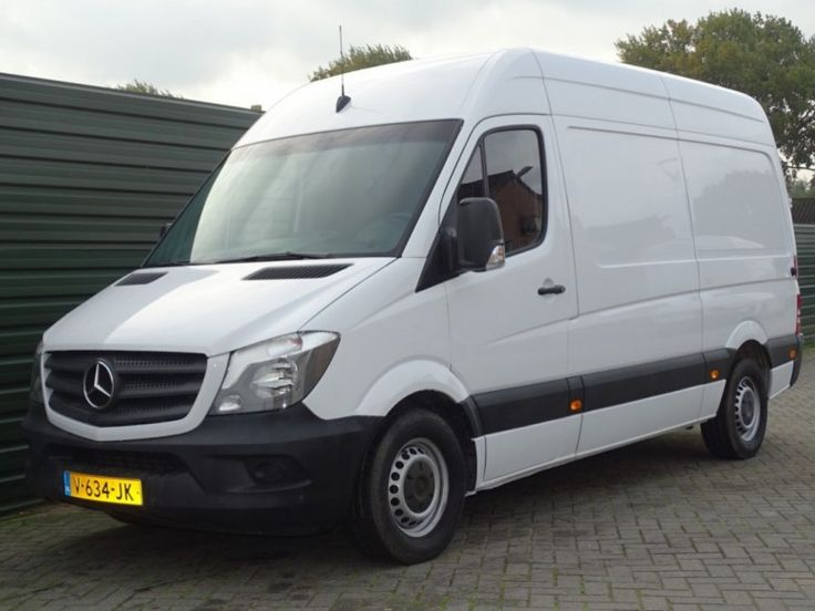 Mercedes-Benz Sprinter  Description: Mercedes-Benz Sprinter 313 CDI L2 H2  Price: 366.57  Meer informatie
