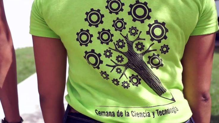 Videomemoria de la 22ª Semana Nacional de Ciencia y Tecnología del TECMOTUL