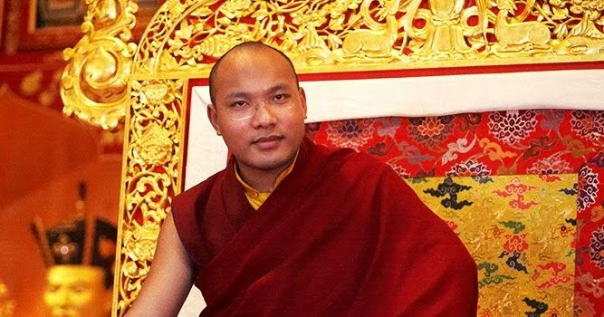 "True peace ~ 17th Karmapa http://justdharma.com/s/7bwgw  True peace cannot be achieved by force or by merely invoking the word ""peace."" It can only be attained by training the mind and learning to cultivate inner peace. Peace is a calm and gentle state of mind.  – 17th Karmapa  from the book ""The Future Is Now: Timely Advice for Creating a Better World"" ISBN: 978-1401923006…"
