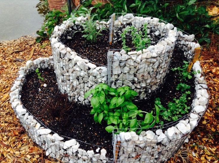 17 best ideas about gabionen hochbeet on pinterest   hochbeet, Garten und Bauen
