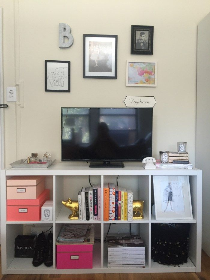 Studio Apartment Decorating Ideas, Small Space Decor | Alittleleopard.com
