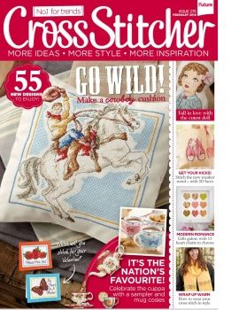 CROSS STITCHER №275 2014 FEBRUARY