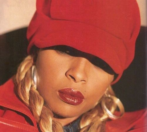 I fell in love with Mary J. Blige HERE!!! This album was cool enough to listen to her with my mom and my friends at the same time :)