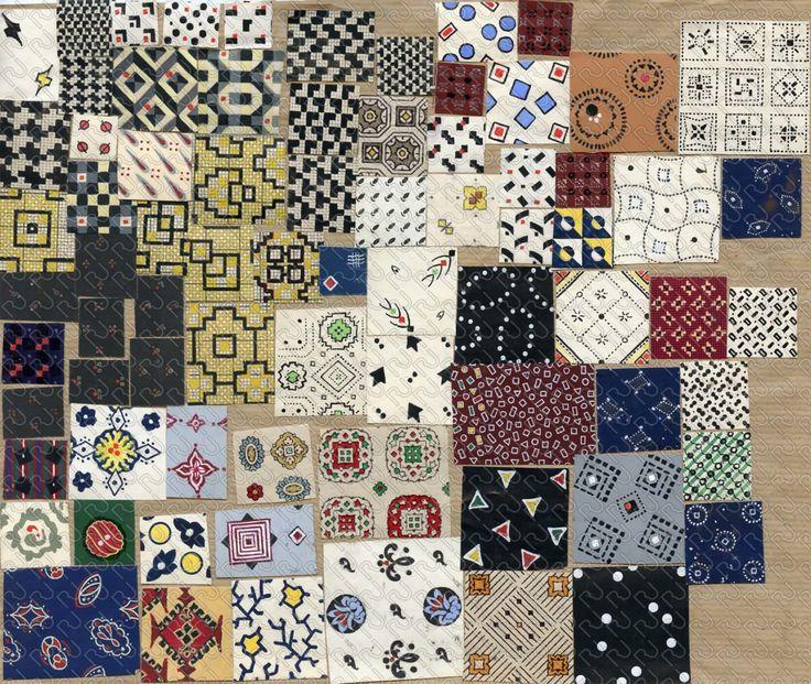 (9137) patchwork classical motif – patchwork motivetti classici – Imagesfashiontextiles