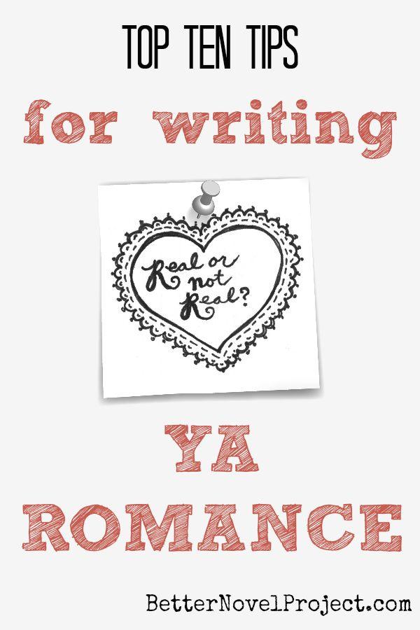 writing romance tips