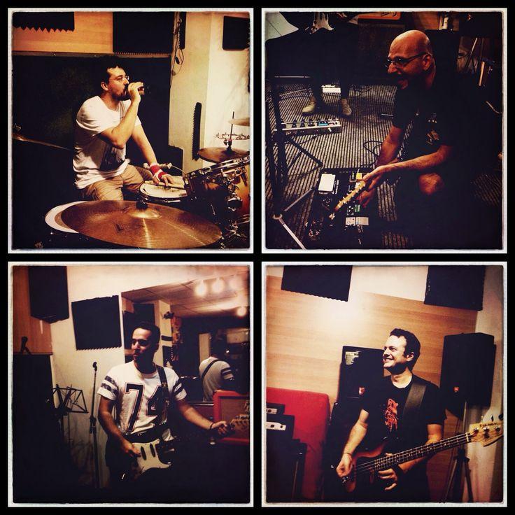 rehearsal @ dsl studio, koukaki athens