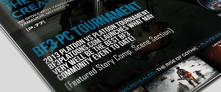 In April 2013 the Battlefield 3 PC community Tournament was launched & hosted by Battlefield 3 Community 3MOB.
