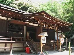 Ujigami shrine | Oldest architectural style for Shinto shrines | Kyoto city Japan | UNESCO World Heritage | 宇治上神社