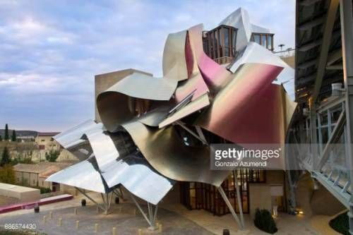 12-31 Marques de Riscal hotel by Frank Gehry architect. Elciego.... #elciego: 12-31 Marques de Riscal hotel by Frank Gehry… #elciego