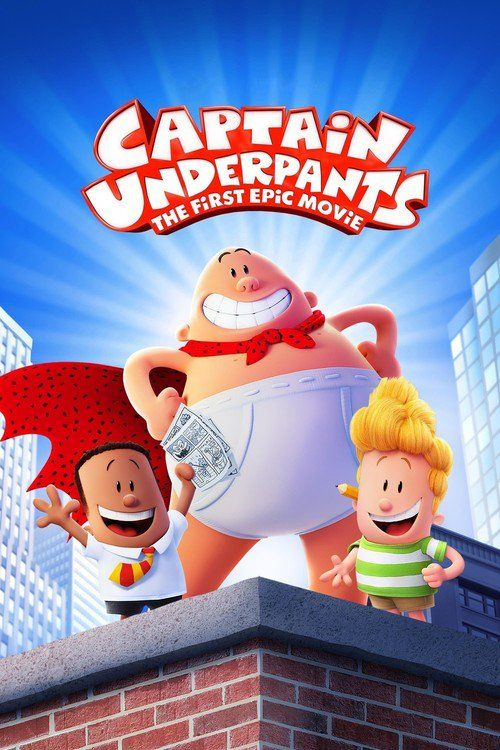 Captain Underpants: The First Epic Movie Full Movie Online 2017