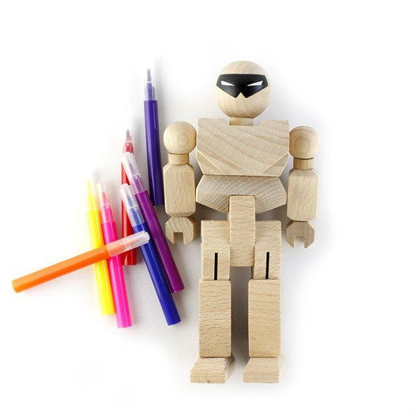 PRODUCTS :: KIDS :: TOYS :: Wooden toys :: Playhard Hero DIY
