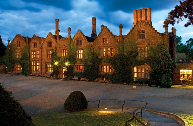 Seckford Hall Hotel - Suffolk