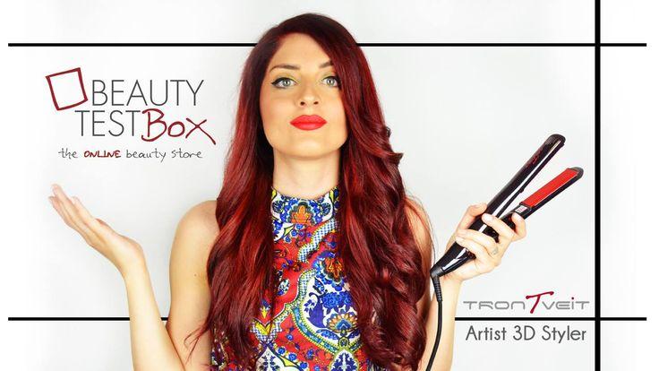 Η Beauty Editor μας Ioanna Lampropoulou σήμερα μας παρουσιάζει το Artist 3D Styler της Trontveit!  ❤ https://youtu.be/cw1W_PXB0jw  Don't forget to #subscribe. https://www.youtube.com/c/beautytestboxeshop Find here ➡ http://www.beautytestbox.com/woman/proionta?manufacturer=213&brand=335_213 #beautytestbox #beautybox #beautytestboxeshop La Rou Hair Cosmetics #ioannalampropoulou #beautytestboxvideo #beautytestboxyoutube #cosmetics #musthave #like #follow #beautyblogger #beautyeditor