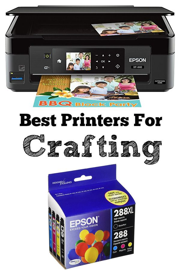 The Best Printers for Crafting | Graphics Fairy's Images