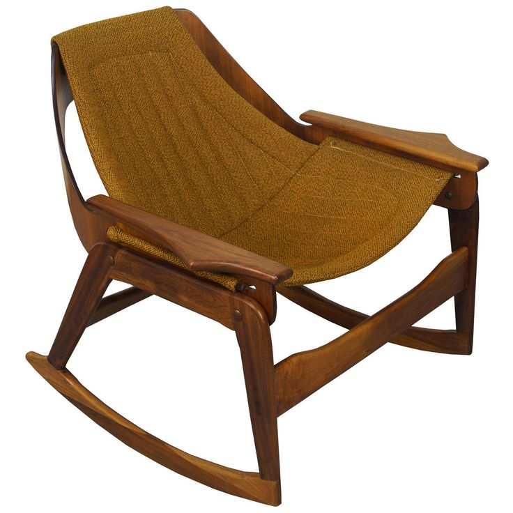 rocking chairs on Pinterest  Midcentury rocking chairs, Rocking chair ...