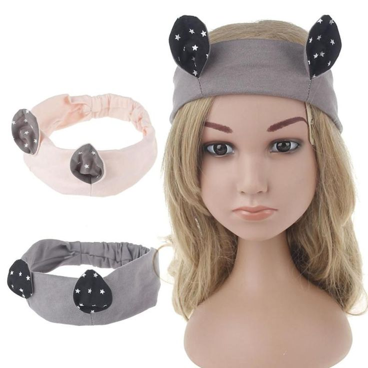 >> Click to Buy << 2017 Girls Lovely New Cat Hairband Turban Knot Princess Kids Headband Hair Bands Cute Beautiful Cotton Soft Hair Accessories Z1 #Affiliate