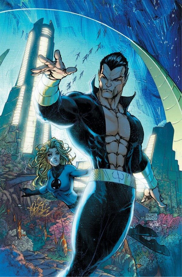 namor the sub