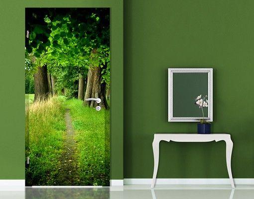 Selbstklebende Tapete Wald : ?ber 1.000 Ideen zu ?Wald Tapete auf Pinterest Wandbilder