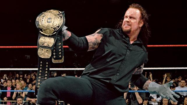 The Undertaker  #WWE