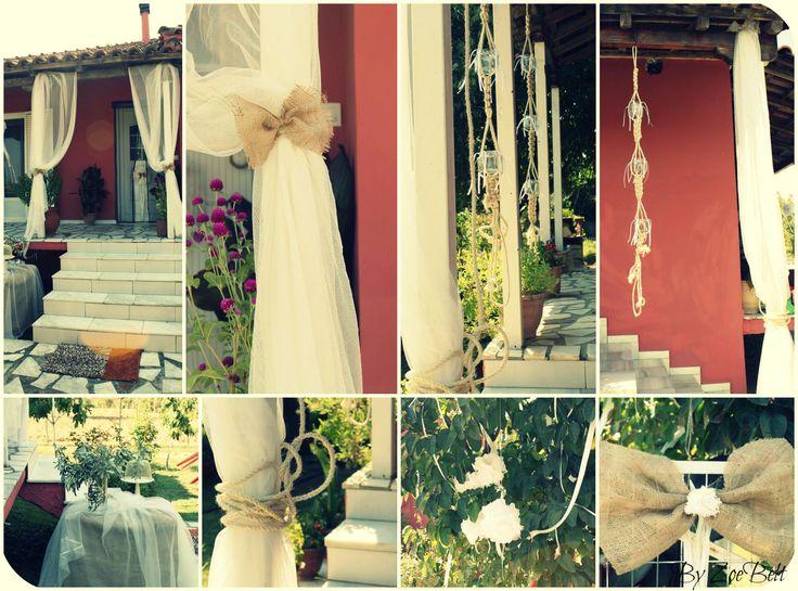house wedding deco! By ZoeBelt