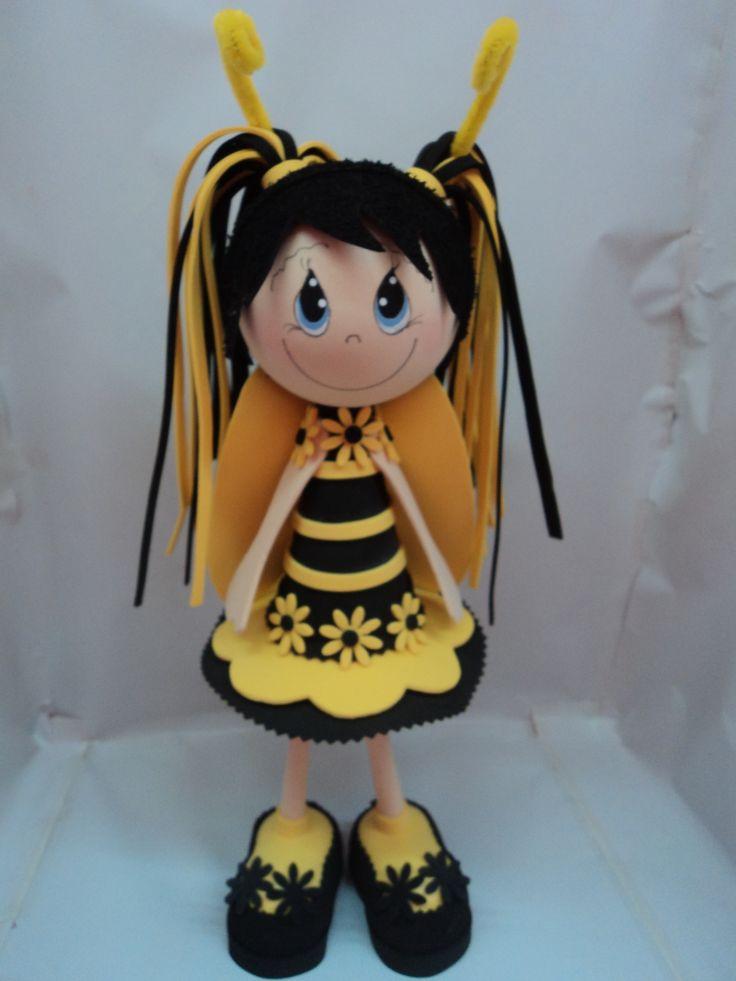 abelha em eva