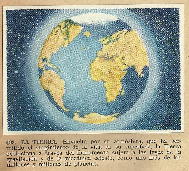 Album Historia Natural 1968  493 La Tierra