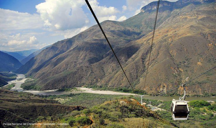 Parque Nacional del Chicamocha.