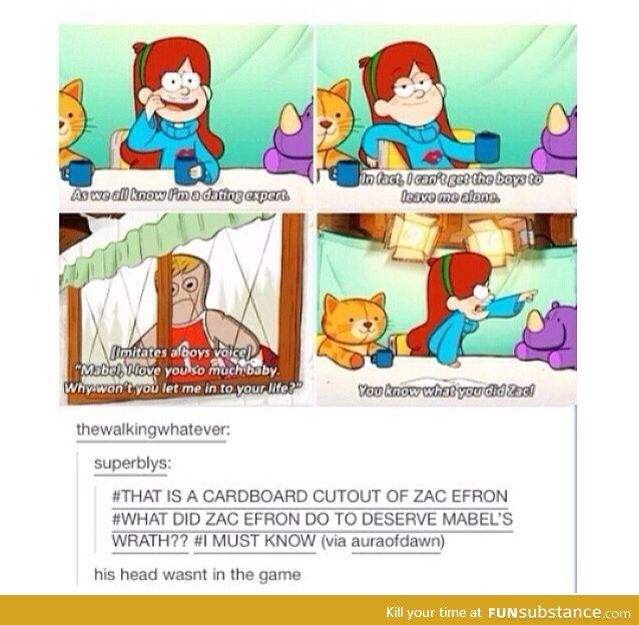 Wrath of Mabel.