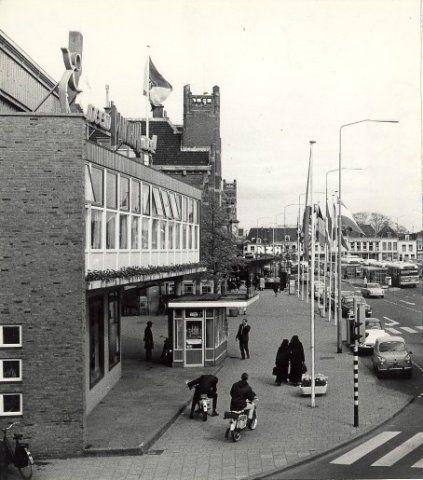 Stationsplein 1970