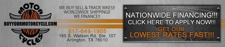 Used Harley Davidson | Used Motorcycles for Sale | Buy Your Motorcycle